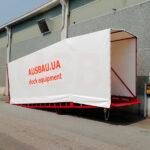 Truckrampe AUSBAU