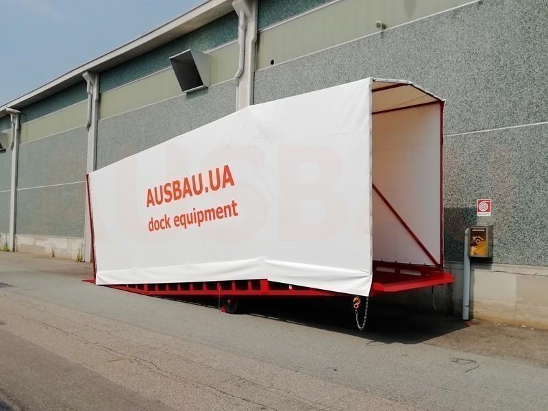 Претоварна рампа AUSBAU-DG