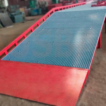 Supply of two stationary AUSBAU-STB ramps for the customer in Lithuania