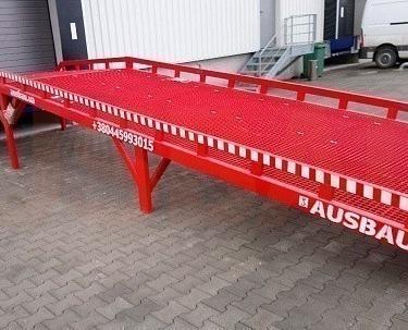 Претоварни рампи AUSBAU-STB