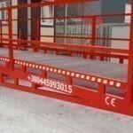 Hydraulic loading ramps AUSBAU