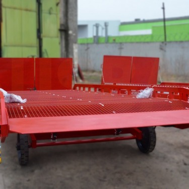 Loading ramps AUSBAU are in Finland now