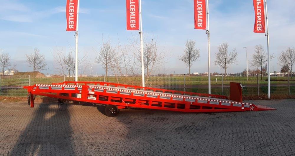 Mobile hydraulic bridge AUSBAU-SPCL