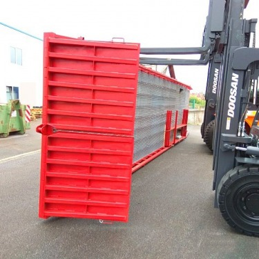 In the summer of 2019, we have the first deliveries of AUSBAU loading ramps to Spain