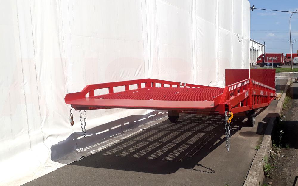 Used mobile ramps ausbau pro8