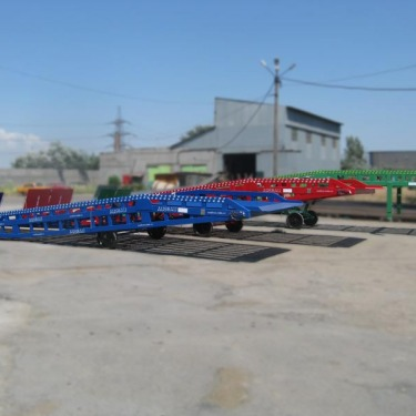 First delivery of AUSBAU mobile ramp to Slovenia